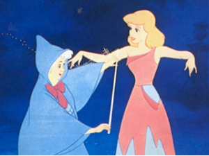cinderella los angeles dating story with fairy god mother