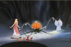 cinderella pumpkin coach carriage