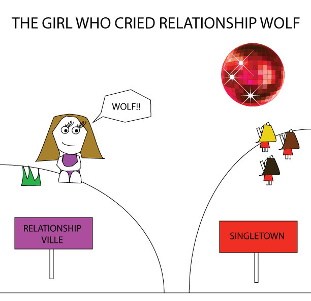 the girl who cried relationship wolf