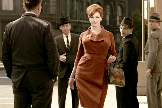 Mad Men Joan sexual female