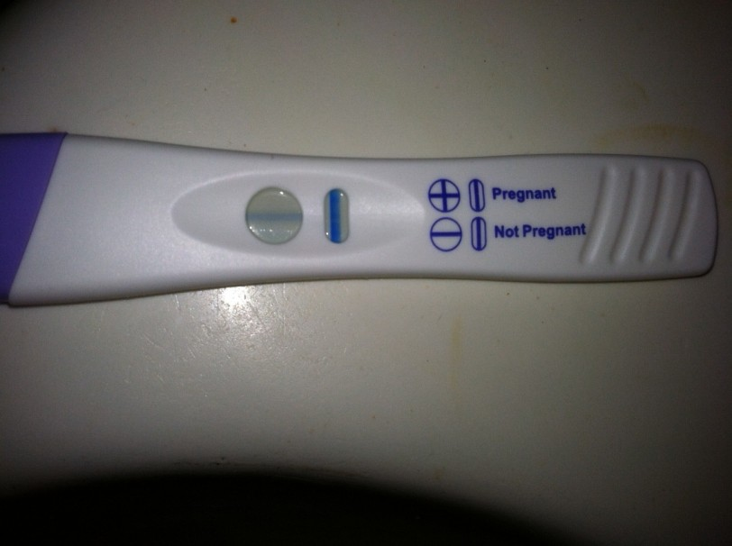 single girl survival pregnancy result