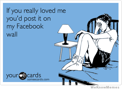 facebook love funny e card