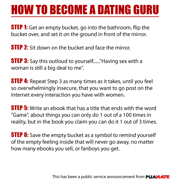 dating guru funny how to become
