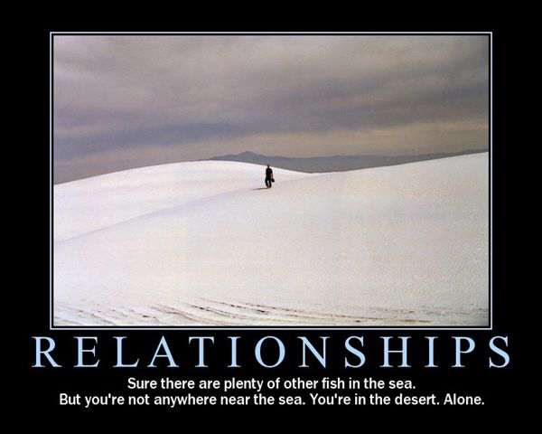 relationship plenty of fish in the sea funny