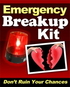 emergency breakup kit
