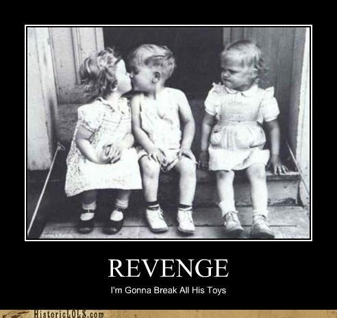 funny dating love revenge