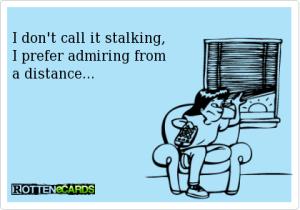 facebook stalking funny lol