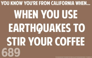 earthquake in los angeles