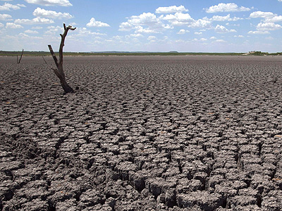global warming drought