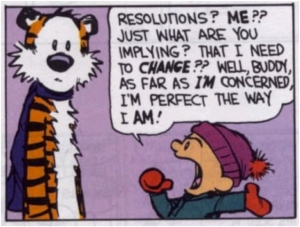 funny new years resolution picture