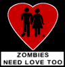 zombie need love too